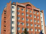 Гостиница Октябрьская, Томск. Фото
