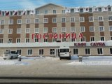 Согдиана, отель